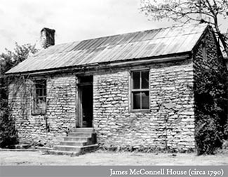 J. McConnell House